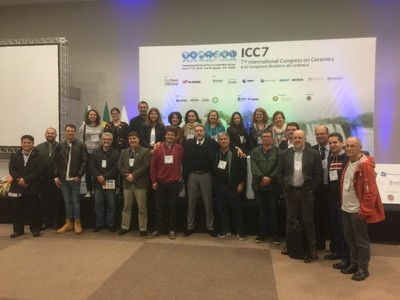 Group of participants in ICC7 Meeting